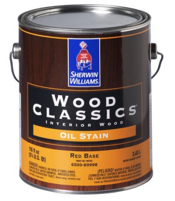 Масло для дерева Wood Classics Interior Oil Stain