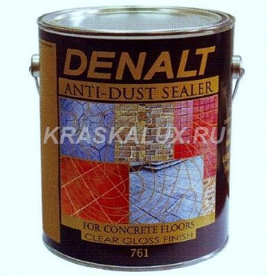 DENALT лак для бетона и камня ALKYD DUST-STOP SEALER 761M