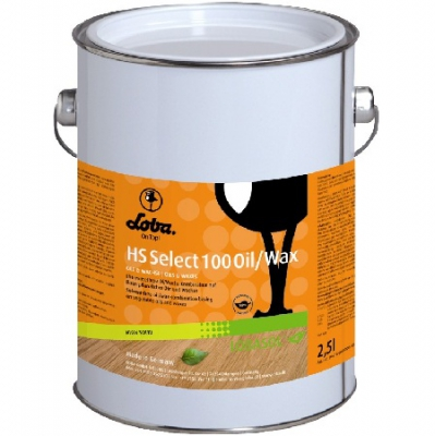 HS Select 100 Oil/Wax Комбинация масла и воска со 100%-ным сухим остатком